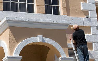 Exterior Painting Straight Line Construction Sacramento