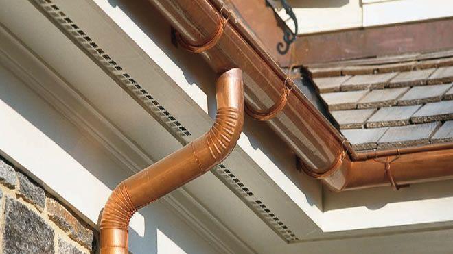 Gutter Installation Seamless Gutters El Dorado County