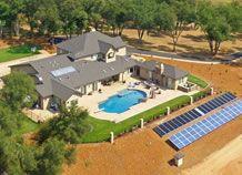 Solar energy, solar panels, roofing & construction in El Dorado Hills